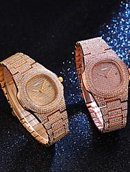 cheap -Women's Quartz Watches Quartz Stylish Fashion Adorable Analog Rose Gold Black Gold / One Year / One Year