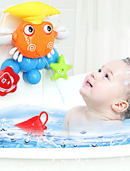 cheap -Bath Toy Bathtub Pool Toys Bathtub Toy Classic Theme Dolphin Creative PP+ABS Simple Animals Parent-Child Interaction Bathroom Summer for Toddlers, Bathtime Gift for Kids & Infants