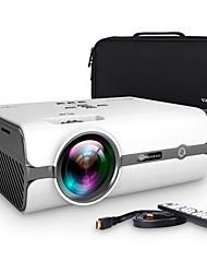 Недорогие -T3 мини светодиодный проектор 1000 лм поддержка Android
