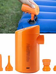 cheap -Air Pump Mini Portable Ultra Light (UL) ABS for Inflatable Sleeping Pad Inflatable Camping Pillow Camping / Hiking Hunting Fishing Naturehike Orange 1 pcs