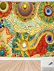 cheap -Indian Wall Hanging Tissu Boheme Mandala Tapestry 3D Jade Home Decor Living Room Background Wall Carpet Cloth Hippie Blanket