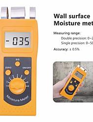 cheap -High Performance Dm200C Wall Surface Moisture Meter Digital Moisture Analyzer For Floor Concrete Gypsum Board Marble