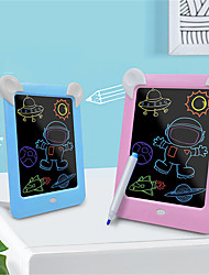 cheap -LED Lighting Magic Toy Writing Tablet Drawing Pads Doodle Board ABS Adults Kids Boys and Girls for Birthday Gifts or Party Favors
