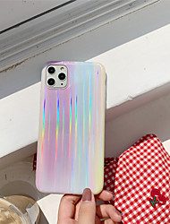 cheap -Laser TPU Protection Cover for Apple iPhone Case 11 Pro Max X XR XS Max 8 Plus 7 Plus SE(2020)
