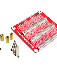 cheap -For Raspberry PI GPIO Expansion Board Breadboard Easy Multiplexing Board One to Three With Screw For Raspberry PI 2 3 B B