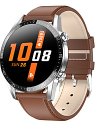 cheap -696 L13C Unisex Smartwatch Smart Wristbands Bluetooth Touch Screen Heart Rate Monitor Blood Pressure Measurement Hands-Free Calls Information Pedometer Call Reminder Activity Tracker Sleep Tracker