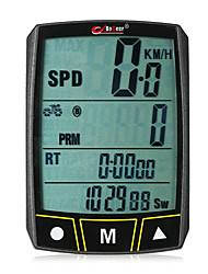 cheap -338 Bike Computer / Bicycle Computer Odo - Odometer Odometer Set Last Value of Odometer Road Bike Mountain Bike MTB Folding Bike Cycling