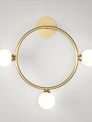 cheap -ZHISHU Cute / Dimmable LED / Modern LED Wall Lights Living Room / Dining Room Metal Wall Light 110-120V / 220-240V