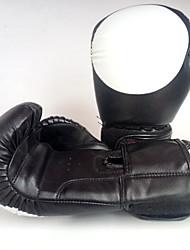 cheap -Boxing Training Gloves / Boxing Gloves For Muay Thai Full Finger Gloves Breathable, Protective Black / Red