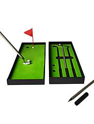 Недорогие -Подарочные коробки принадлежности для гольфа Компактность Прочный Металл Назначение Гольф