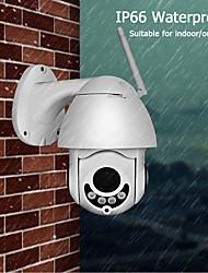 cheap -Hiseeu 1080P WIFI IP Camera PTZ 5X Optical Zoom Speed Dome ONVIF CCTV Outdoor Waterproof 2MP Two Way Audio Camera iCsee