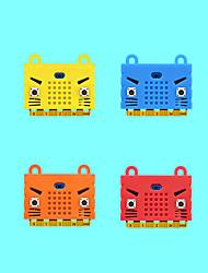 Недорогие -наберите модель тигра красная охрана окружающей среды / наберите модель тигра оранжевая охрана окружающей среды / наберите модель тигра желтая среда / наберите модель тигра синяя среда