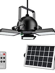 cheap -New Solar Lamp Outdoor Waterproof LED Yard Garden Garage Split Three-Head Lighting Lamp