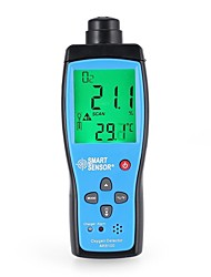cheap -AR8100 Air Quality Monitor Gas Meter O2 Oxygen TEMP Detector Analyzer Handheld