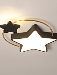billiga -2-Light 40 cm Geometriska former Utomhus Metall Målad Finishes LED / Moderna 110-120V / 220-240V