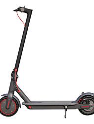 Недорогие -Складной электрический скутер Aovo Pro Plus 350 Вт с двойным дисковым тормозом Приложение для смартфона E Скутер с 8,5 колесами ЖК-дисплей с максимальной скоростью 30