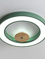 economico -50 cm Forme geometriche Appliques da soffitto Metallo Acrilico Finiture verniciate LED / Stile nordico 110-120V / 220-240V