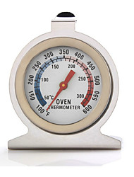 cheap -Kitchen Oven Thermometers Stainless Steel Food Meat Dial Thermometer Temperature Gauge Household Supplies BBQ Thermometer Baking Tools