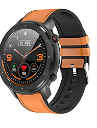 cheap -F12 Unisex Smart Wristbands Android iOS Bluetooth Heart Rate Monitor Blood Pressure Measurement Calories Burned Long Standby Health Care Stopwatch Pedometer Call Reminder Activity Tracker Sleep