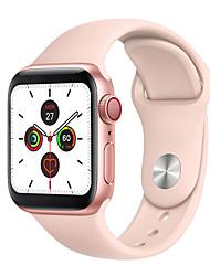 Недорогие -вызов p50 смарт-часы w5.0 вызов смарт-браслет 1.54-дюймовый полный сенсорный часто яркий экран