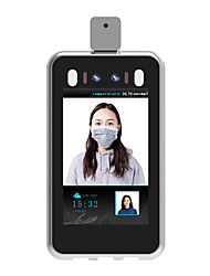 cheap -7 inch face temperature measurement Face Recognition Camera Face recognize terminal
