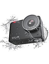 رخيصةأون -sjcam sj10pro 2160p بارد / تقريب رقمي سيارة دفر 170 درجة زاوية واسعة 2.33 بوصة ips اندفاعة كام مع توازن اللون الأبيض / المضادة للاهتزاز لا مسجل السيارة