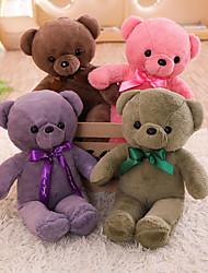 cheap -1 pcs Stuffed Animal Pillow Plush Doll Sofa Toys Plush Toys Plush Dolls Stuffed Animal Plush Toy Cartoon Teddy Bear Comfortable Realistic PP Plush Imaginative Play, Stocking, Great Birthday Gifts