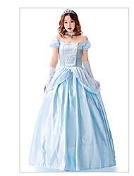cheap -Princess Animal Cosplay Costume Women's Movie Cosplay Vacation Dress Dress Christmas Halloween Carnival Terylene