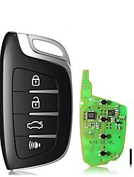cheap -10pcs Xhorse XSCS00EN Smarty Remote Colorful Crystal Style(Smartkey) Smart Key 4 Buttons for VVDI2 Mini Key Tool