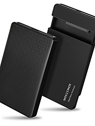 Недорогие -Drxenn бизнес-стиль 2,5-дюймовый 5 Гбит / с сетка жесткий диск с текстурой USB 3.0 к адаптеру sata внешний жесткий диск для корпуса ssd с кабелем USB 3.0