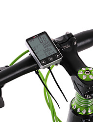 cheap -308 Bike Computer / Bicycle Computer Set (km/m) Odometer Set Last Value of Odometer Road Bike Mountain Bike MTB Folding Bike Cycling