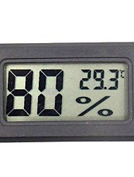cheap -FY-11 Mini Digital LCD Environment DIY Thermometer Hygrometer Embedded Temperature and Humidity Meter in Room