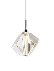 Недорогие -CXYlight 9(3.5'') Хрусталь / Мини Подвесные лампы Металл Мини Электропокрытие Современный современный 110-120Вольт / 220-240Вольт