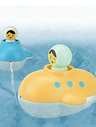 cheap -Bath Toy Water Toys Bathtub Pool Toys Water Play Sets Bath Toys Bathtub Toy Plastic Floating Wind Up Bathroom Summer for Toddlers, Bathtime Gift for Kids & Infants / Kid's