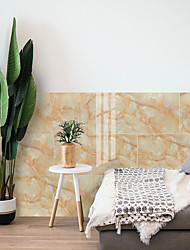 cheap -PVC imitation marble wall paste waterproof and moisture-proof floor paste household self-adhesive thickened tile paste