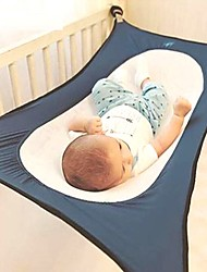 cheap -Infant Baby Hammock For Newborn Kid Sleeping Bed Safe Detachable Baby Cot Crib Elastic Hammock With Adjustable Net