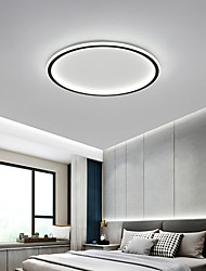 cheap -New LED Ceiling Lamp Round Ultra-Thin Simple Bedroom Lamp Nordic Creative Household Study Dining Lamp 28W