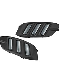 cheap -Pair LED Car Rear Tail Turn Signal Brake Light Lamps Smoke Shell For Honda Civic Sedan 2016-2018