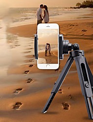 cheap -Mini Tripod Stand with Phone Clip Holder 6 Inch For Smartphone Video Tripod Stand Handle Grip For Phone Live Hot selling