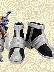 cheap -Cosplay Shoes JoJo's Bizarre Adventure Caesar Anthonio Zeppeli Anime Cosplay Shoes PU Leather Men's / Women's 855