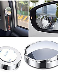 cheap -2020 New Car Mirror Car Back Seat Safety View Rear Baby Child 360-degree Rotating Car Small Round Safety Rearview Mirror