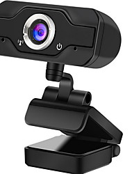 cheap -Full HD 1080P Webcam USB Mini Computer Camera Built-in Microphone Flexible Rotatable for Desktop and Gaming