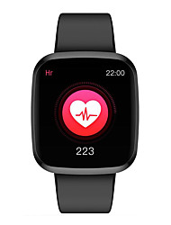 cheap -P3 Unisex Smart Wristbands Bluetooth Heart Rate Monitor Blood Pressure Measurement Calories Burned Health Care Anti-lost Stopwatch Pedometer Call Reminder Sleep Tracker Sedentary Reminder