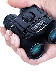 cheap -40x22 HD Powerful Binoculars 2000M Long Range Folding Mini Telescope BAK4 FMC Optics For Hunting Sports Outdoor Camping Travel