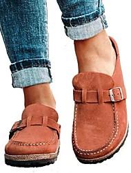 cheap -Men's Summer Casual Daily Slippers & Flip-Flops Canvas Black / Purple / Orange