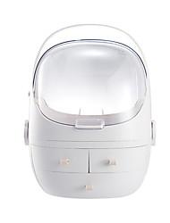 Недорогие -ящик для хранения косметики для ванной женщины водонепроницаемый и пылезащитный ванная большой организатор косметики ящик для хранения ювелирных изделий по уходу за кожей