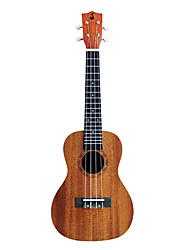 cheap -Ukulele Plywood Nylon Rosewood 23inch for Birthday Gifts and Party Favors