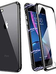 cheap -Magnetic Case for iPhone 12 Pro Max 12 Mini SE 2020 11 Pro 11 Pro Max XS Max XR XS X 8 8 Plus 7 7 Plus 6 6Plus 6s 6sPlus Double Sided Tempered Glass Phone Protective Case
