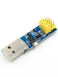 cheap -ESP8266 ESP-01 WIFI Module Downloader ESP LINK v1.0v