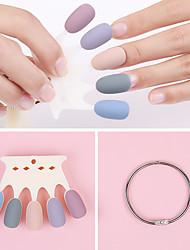 Недорогие -50шт маникюр цветная карта часть практики ногтей кусок дисплей доска маникюрные инструменты